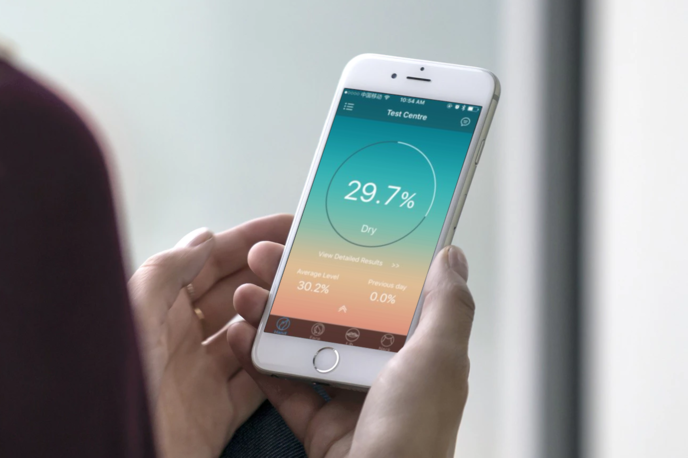 MiLi Moisture Meter by MiLi and H2O+ Beauty, New York