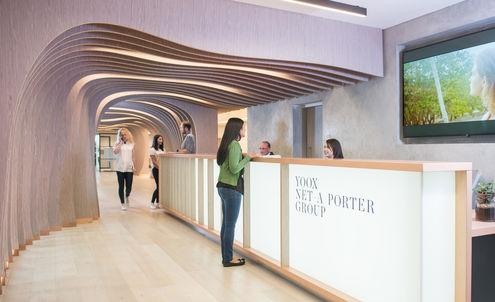 Yoox Net-a-Porter opens London technology hub