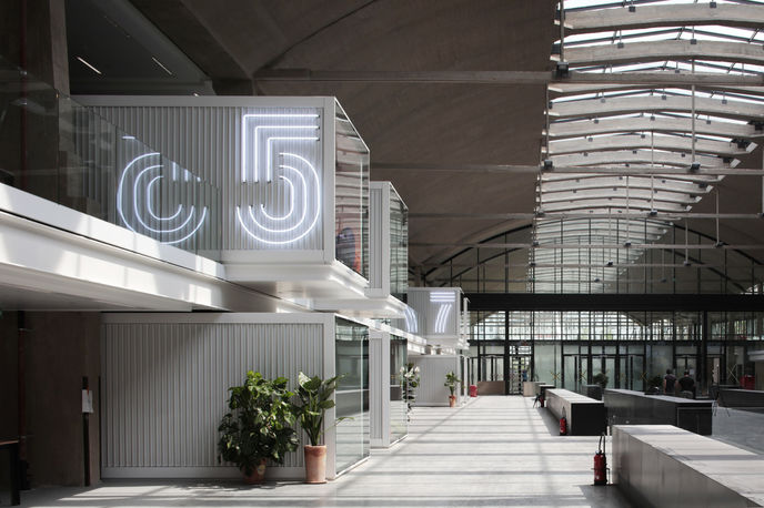 Station F, Paris