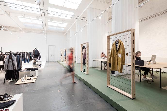 Creative Exchanges by Nightingale, Antwerp
