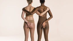 The Nude Project promotes diversity through hosiery