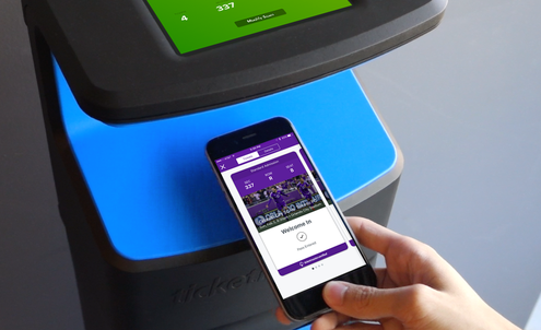 Ticketmaster pioneers ultrasonic smartphone tickets