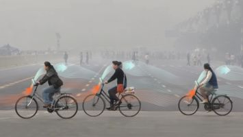 China cycles towards a cleaner future