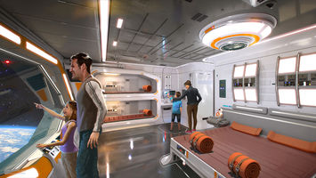 Disney is opening a Star Wars-themed hotel
