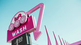 4. Lyft offers its drivers $1 car washes
