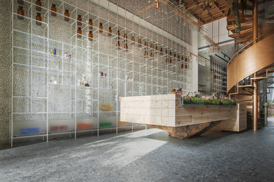 Molecure pharmacy by Waterfrom Design, Taiwan