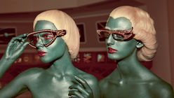 Gucci's alien campaign targets youth and other stories