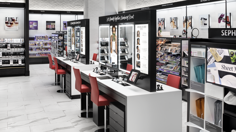 Sephora Studio, Boston