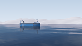 4. Zero-emissions cargo ship will be launched next year