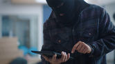 1. Royal Mail likens identity theft to bank robbery