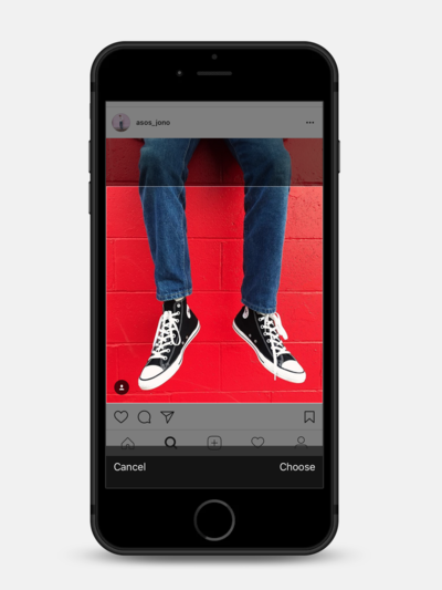 Visual Search by ASOS, UK