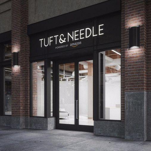 Tuft & Needle rendering, Seattle