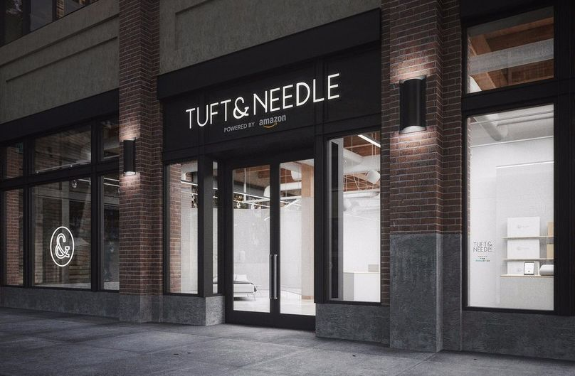 Tuft & Needle rendering, Seattle