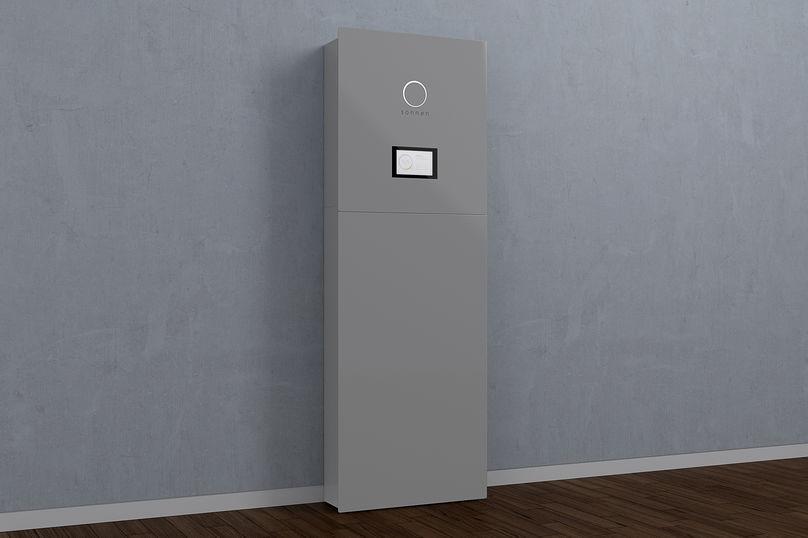 Solar battery storage by Ikea and Solarcentury, UK