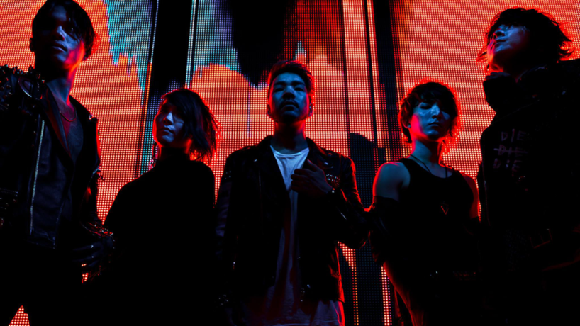 Crossfaith Make it Metal by Sony Music and Ogilvy & Mather, Japan