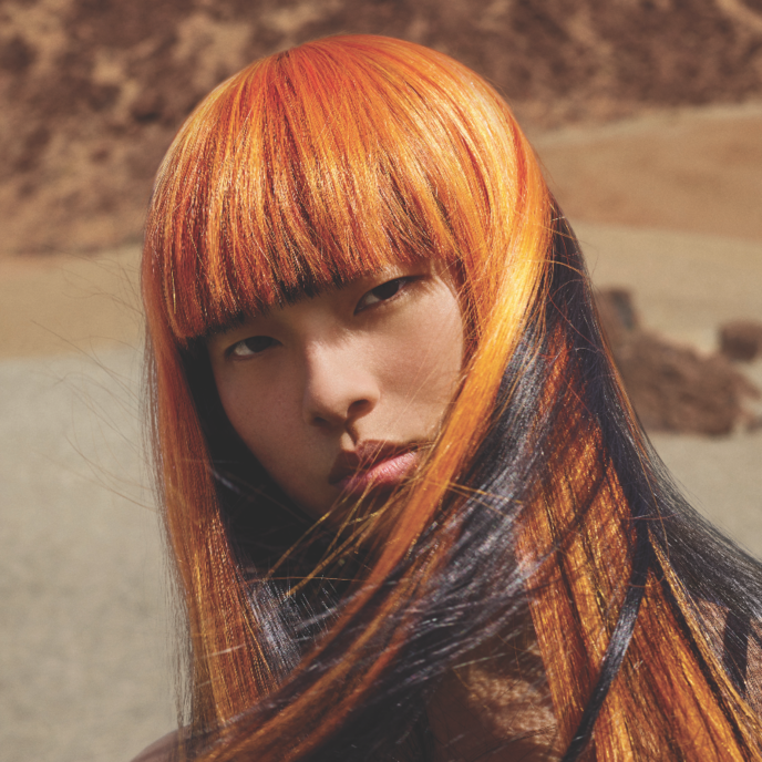 WASO by Shiseido and Widen + Kennedy, Japan. Photography by Vivian Sassen