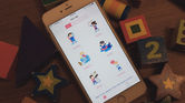 3. New Leela Kids app curates podcasts for children