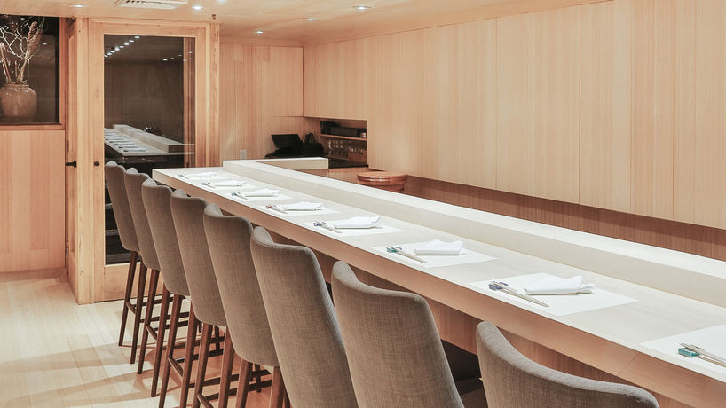 Omakase Room by Savvy Studio, New Yor
