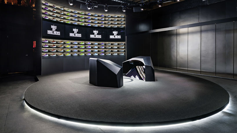 Nike Makers' Experience by W+K Lodge, New York