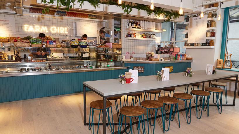 Sweaty Betty store, London