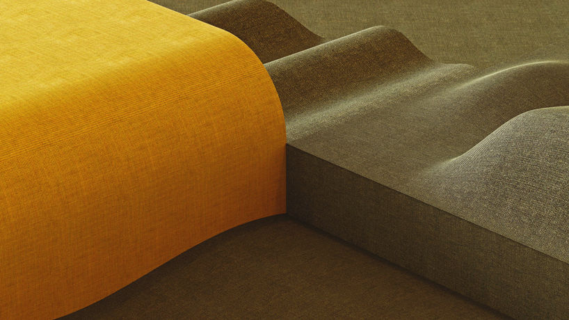 Emancipath by Zeitguised for Kvadrat My Canvas at London Design Festival