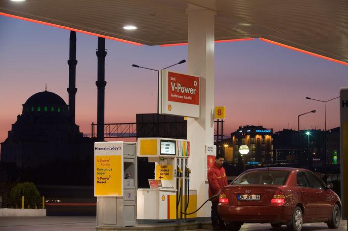 Shell, Global