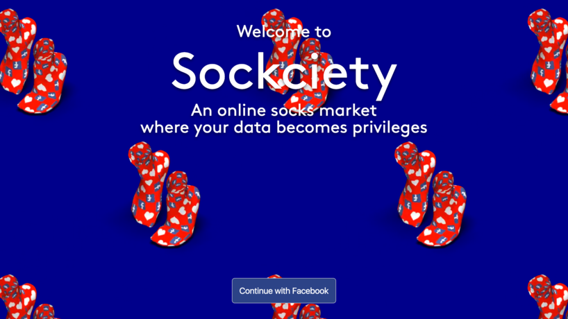 Sockciety by Thomas Faucheux, Switzerland
