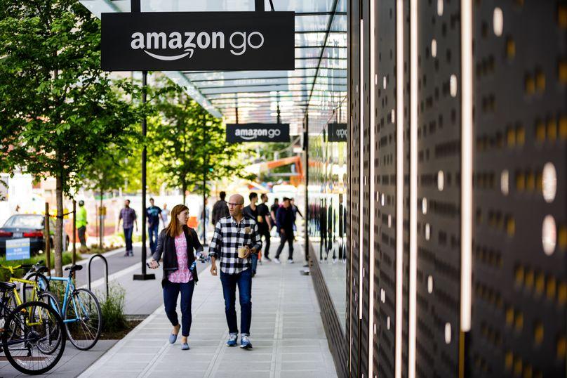 Amazon Go, Seattle