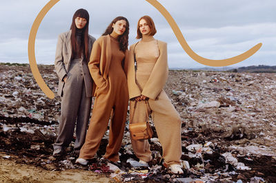 Stella McCartney Autumn / Winter 17 campaign