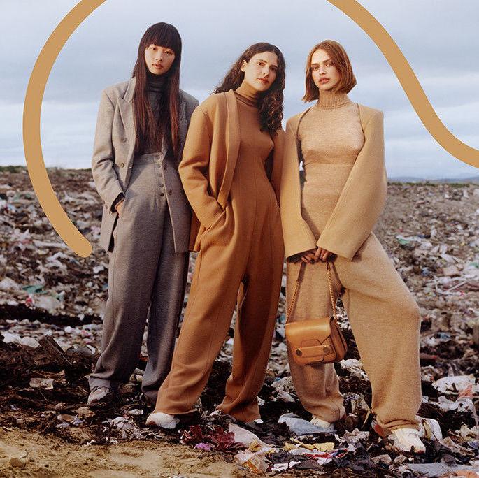 Stella McCartney Autumn / Winter 17 campaign