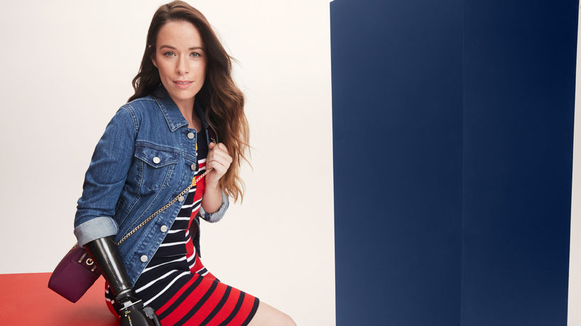 Adaptive clothing by Tommy Hilfiger, US