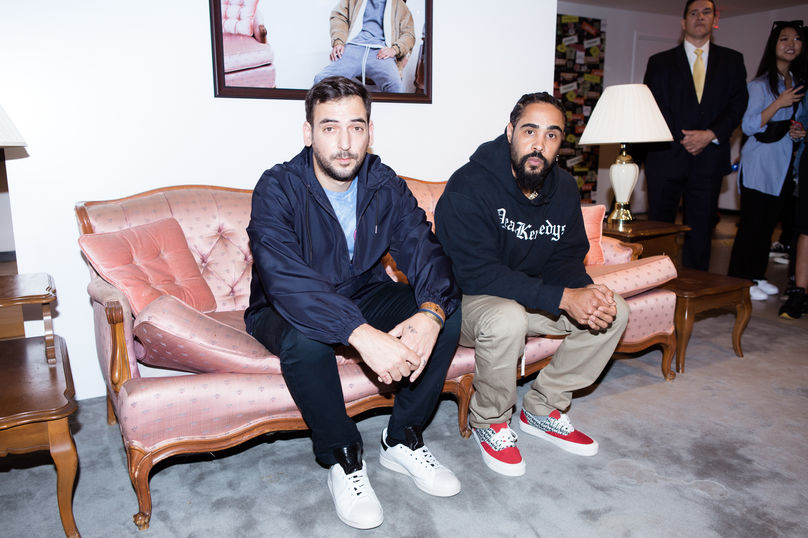 Thedrop@barneys by Highsnobiety and Barneys. Photography by BFA