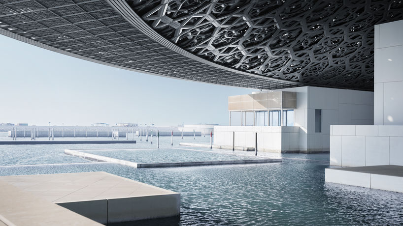 Louvre, Abu Dhabi. Photography by Mohamed Somji