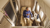 4. Emirates invests in the first-class market with its new suites