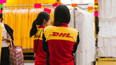 1. Vetements joins forces with DHL to offer kitsch memorabilia