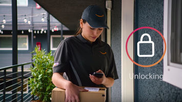 Retailers are starting to offer in-home delivery