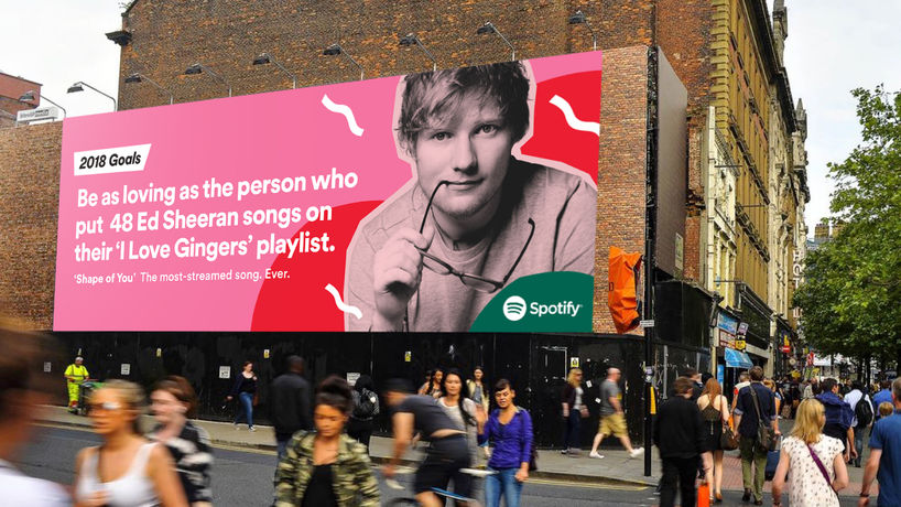 2018 Goals by Spotify