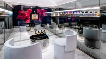 Tom Ford store combines technology with beauty, and other stories