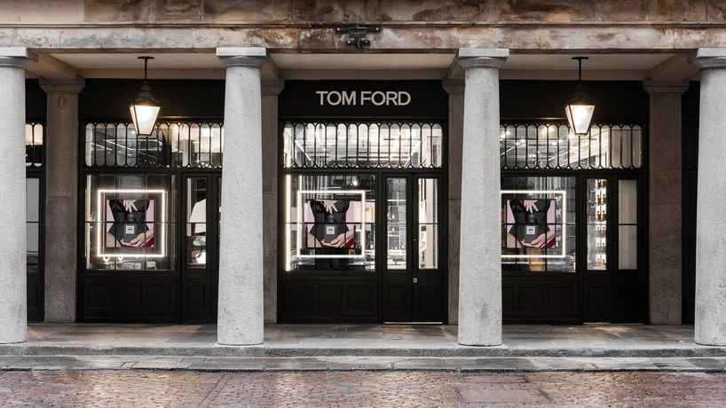 Tom Ford Beauty Covent Garden store, London