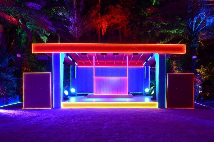 The Prada Double Club by Fondazione Prada and Carsten Höller, Miami