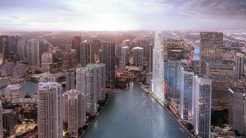 Aston Martin Residencies, Miami