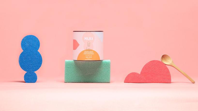 Majka branding by Futura