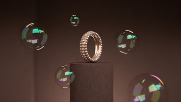 Van Cleef & Arpels explores the fun side of jewellery, and other stories