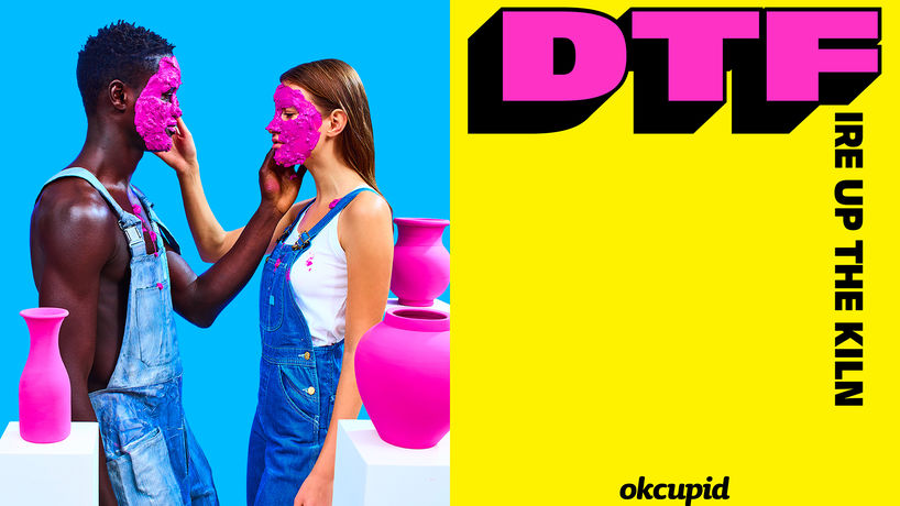 Dating Deserves Better by Widen & Kennedy for OKCupid, US