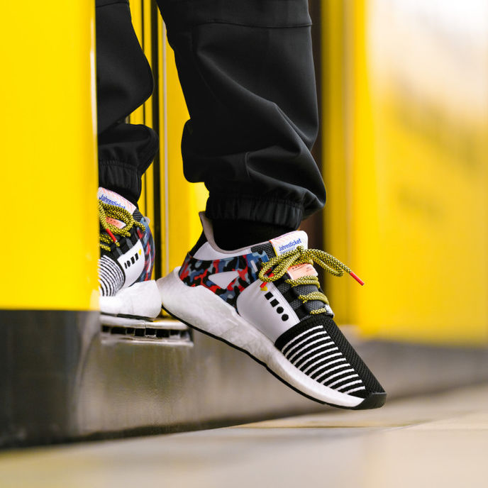 EQT Support 93/17 Berlin by Adidas
