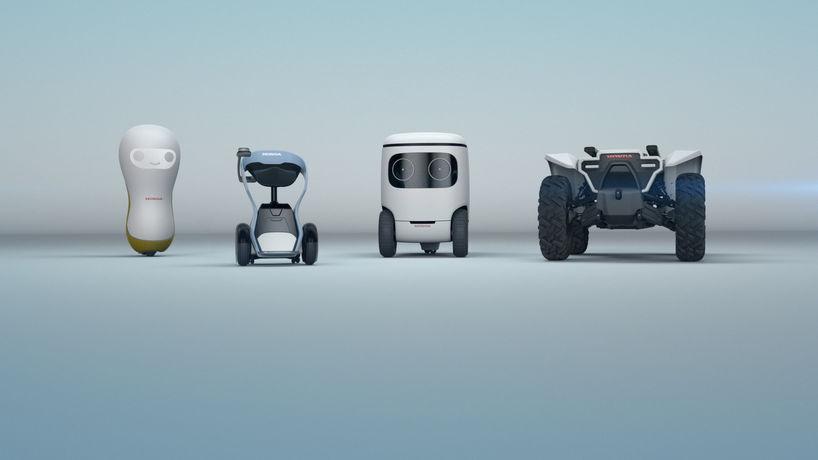 3E Robotics Concept by Honda, Las Vegas