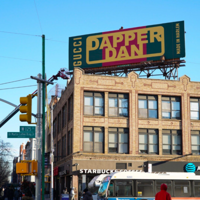 Dapper Dan Harlem Atelier by Gucci, New York