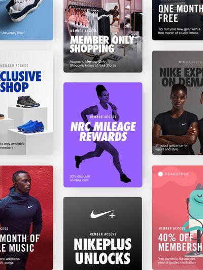 NikePlus Unlocks