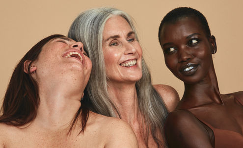 Make-up brands: stop ignoring the over-40s