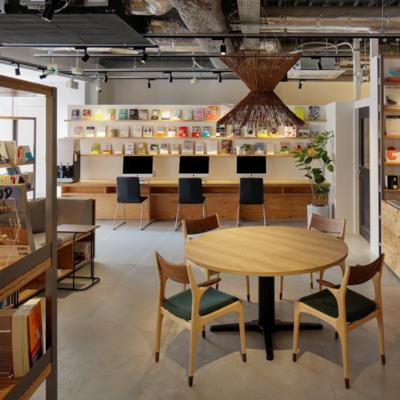 Book Apartment by Tsutaya, Tokyo